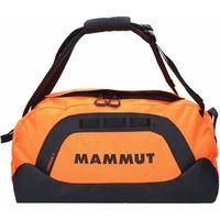 Mammut Cargon 40L Torba podróżna 48 cm safety orange-black ZAPISZ SIĘ DO NASZEGO NEWSLETTERA, A OTRZYMASZ VOUCHER Z 15% ZNIŻKĄ