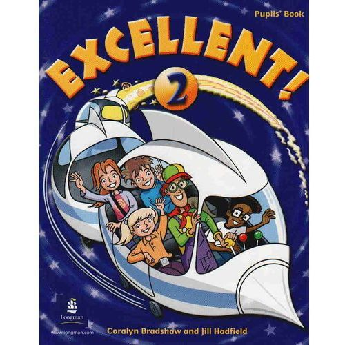 EXCELLENT 2 SP. PODRĘCZNIK. JĘZYK ANGIELSKI, Pearson Education