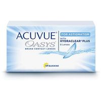 oasys for astigmatism 6 szt. ✸ wyprzedaż ✸ (-7,50d cyl. -2,25 oś 20) marki Acuvue