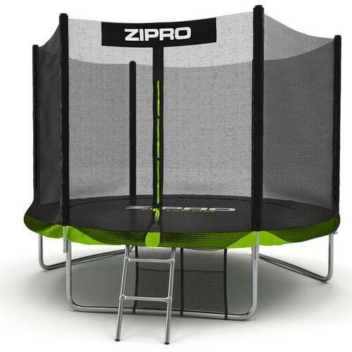Trampolina ogrodowa Zipro z siatką zewnętrzną 10FT 312 cm