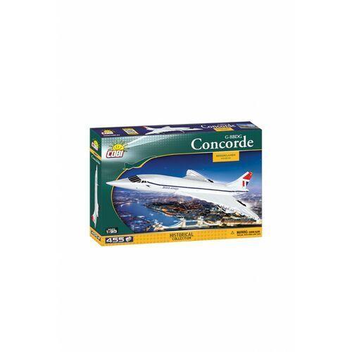Klocki COBI Action Town Concorde 2Y38G1 Oferta ważna tylko do 2031-05-20