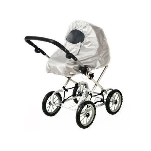 Folia przeciwdeszczowa na wózek dla lalek Brio