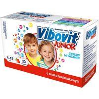 Vibovit Junior x 30 saszetek - truskawkowy
