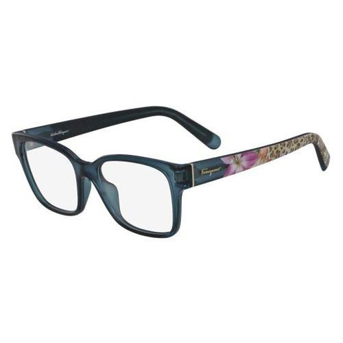 Salvatore ferragamo Okulary korekcyjne sf 2778 321