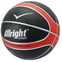 Allright Piłka do koszykówki street red 7