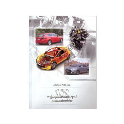 Książki motoryzacyjne UNITAS