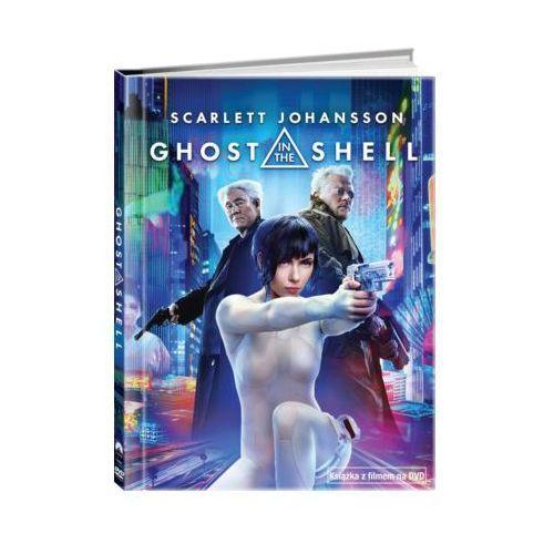 Ghost In The Shell (DVD) + Książka