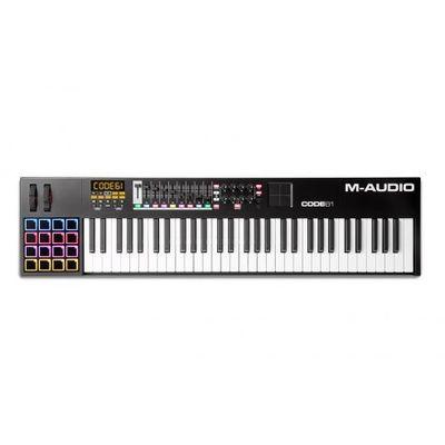 Klawiatury sterujące, MIDI M-Audio muzyczny.pl