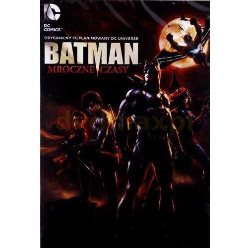 Batman: Mroczne czasy (DVD) - Jay Oliva OD 24,99zł DARMOWA DOSTAWA KIOSK RUCHU