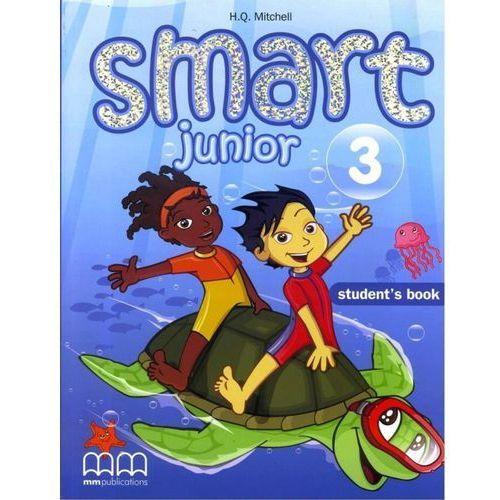 Smart Junior 3. Podręcznik (111 str.)