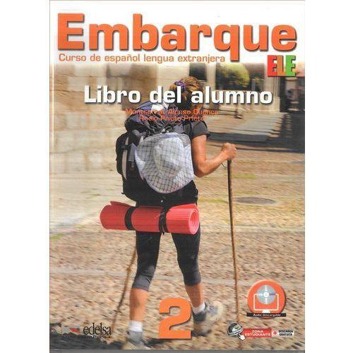Embarque 2 podręcznik (9788477119548)