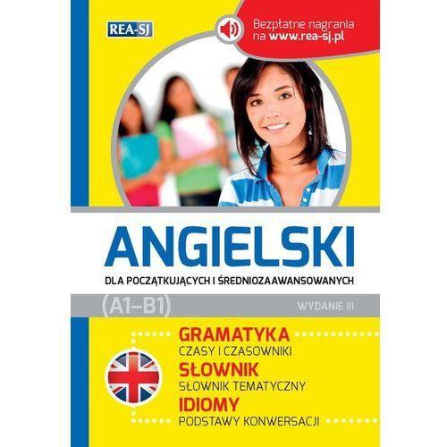 Angielski dla początkujących i średniozawansowanych (672 str.)