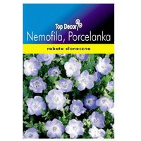 Top decor Nasiona nemofila porcelanka