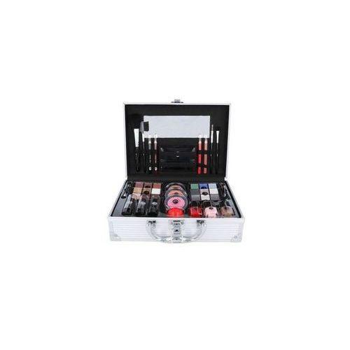 2K Fabulous Beauty Train Case zestaw Complete Makeup Palette dla kobiet - Znakomita oferta