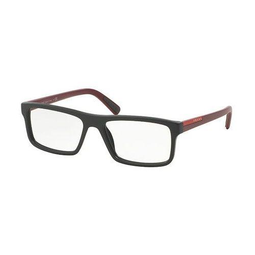 Prada linea rossa Okulary korekcyjne ps04gvf asian fit tkm1o1