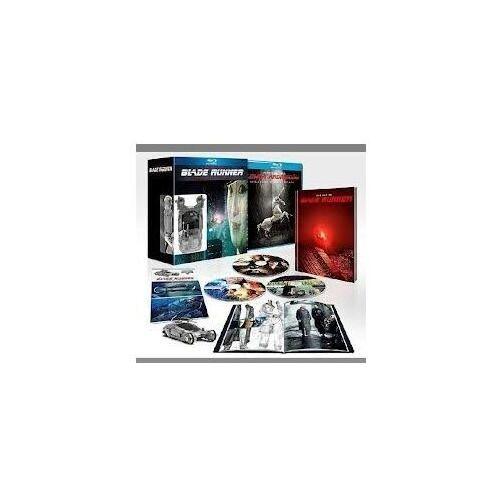 Łowca Androidów: Edycja Jubileuszowa 30. Rrocznica - wydanie kolekcjonerskie (3Blu-Ray) (Blade Runner) - Ridley Scott DARMOWA DOSTAWA KIOSK RUCHU
