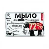 NEVSKAYA mydło Szare 72% 180g