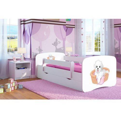 łóżko Dziecięce Babydreams Piesek Kolory Spokojny Sen Kocot Meble