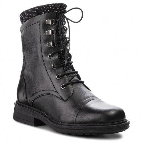 Botki - l282 black marki Lasocki