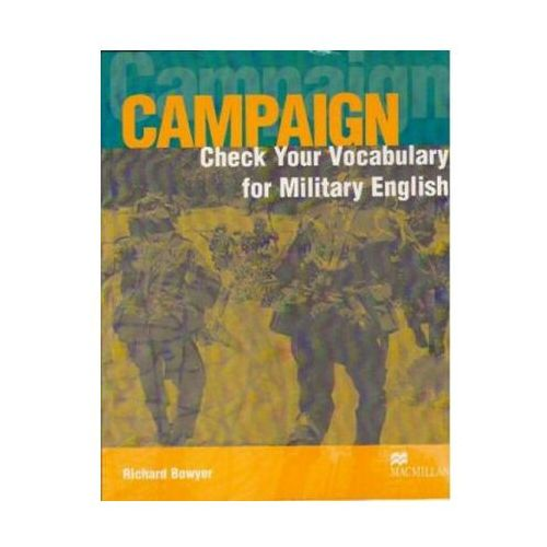 Campaign Dictionary Vocabulary Workbook, oprawa miękka