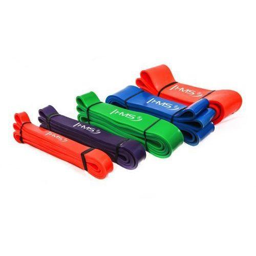 Hms gu05 - 17-8-242 - guma do ćwiczeń (15.88 - 38.56 kg) - 15.88 - 38.56 kg