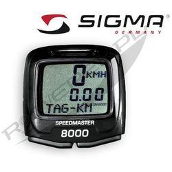 8360 Licznik SIGMA BC 8000 SPEEDMASTER przewodowy, LIC000020