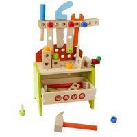Funikids Drewniany warsztat z narzędziami + gratis na dzień dziecka!!