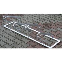 Metalmix Stojak rowerowy, na rowery st,4 stanowiska
