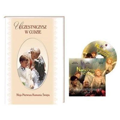 Na Pierwszą Komunię dla chłopca Praca zbiorowa Księgarnia Katolicka Fundacji Lux Veritatis