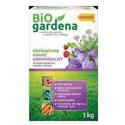 Zdrowa żywność  BIO GARDENA (nawozy i preparaty) Organical.pl - Bio Produkty