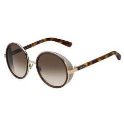 Okulary przeciwsłoneczne Jimmy Choo 4 Eyes Optyka