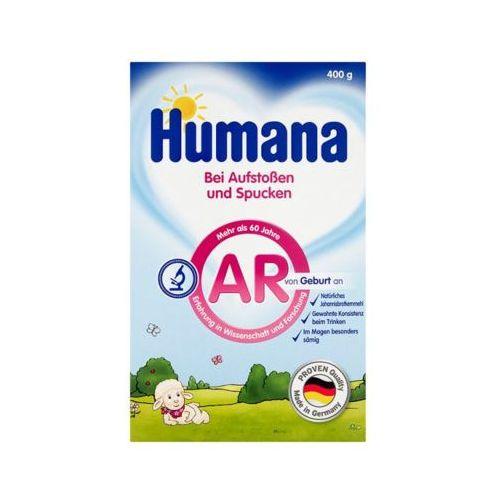 HUMANA 400g Mleko AR przy odbijaniu i ulewaniu od urodzenia