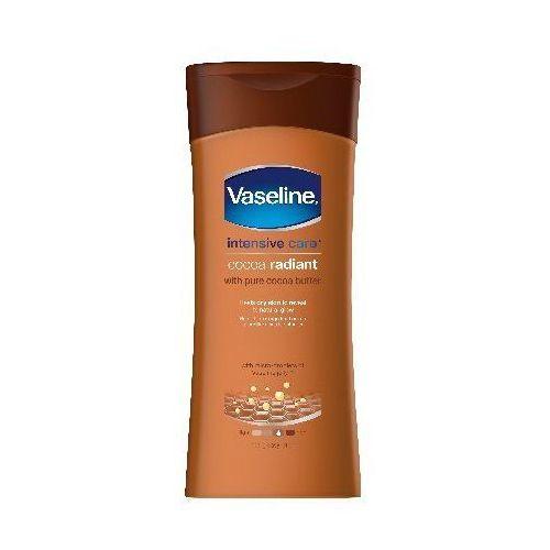 Vaseline intensive care balsam do ciała cocoa radiant 400ml - unilever