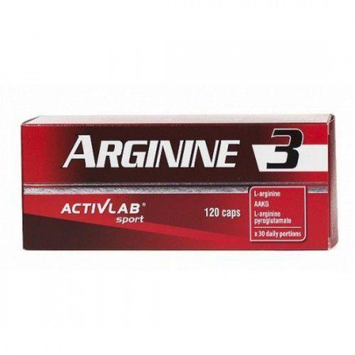 ActivLab Arginine 3 - (120 kap), DDAE-638A0