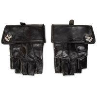Rękawiczki Damskie KARL LAGERFELD - 201W3605 Black