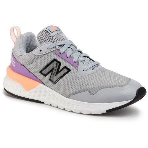 Sneakersy NEW BALANCE - WS515RB2 Kolorowy Szary, kolor szary