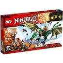 LEGO Ninjago Zielony smok NRG 70593