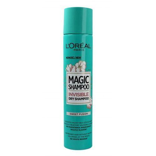 L'oreal paris Magic shampoo invisible suchy szampon do włosów w sprayu sweet fusion 200ml