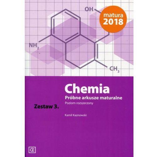 Chemia LO Próbne arkusze maturalne z.3 ZR (120 str.)