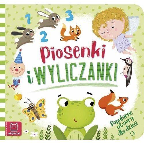 Piosenki i rymowanki. popularne utwory dla dzieci - praca zbiorowa (10 str.)