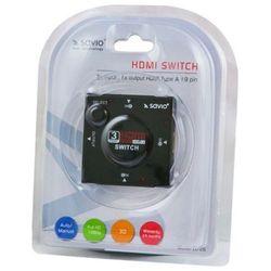 Switche i Huby  SAVIO