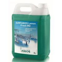 Anios surfanios lemon fresh md preparat do dezynfekcji i mycia powierzchni nieinwazyjnych wyrobów medycznych (5000 ml)