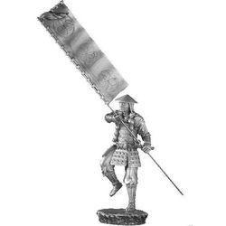 Figurka Samuraj z Sashimono - Les Etains Du Graal (SA006), SA006