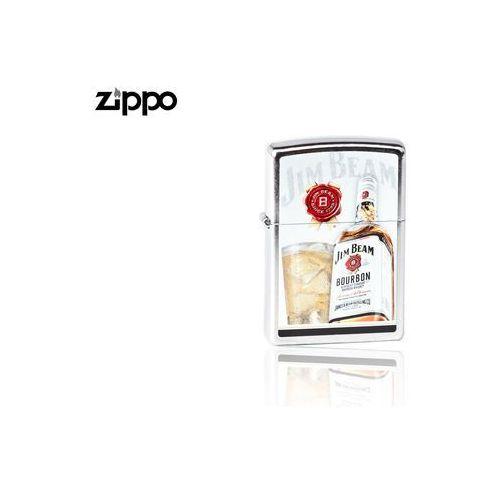 Zapalniczka benzynowa jim beam, street chrome marki Zippo