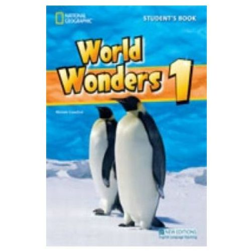 World Wonders 1. Student's Book Grammar (9781424058426)