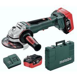 Metabo WPB 18 LTX BL 125 Quick
