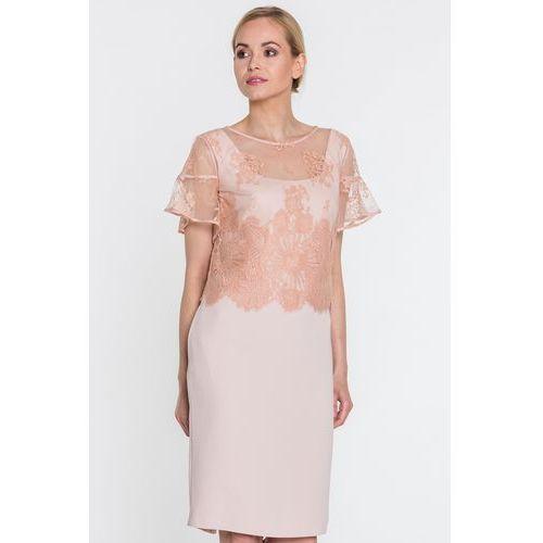 d220ac53f6 Suknie i sukienki (różowy) (str. 8 z 21) - ceny   opinie - sklep ...