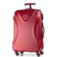 MARCH walizka średnia z kolekcji TWIST 4 koła materiał Poliwęglan/ ABS zamek szyfrowy TSA, 0055 średnia