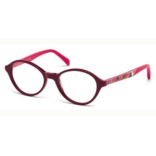 Okulary korekcyjne ep5017 081 Emilio pucci