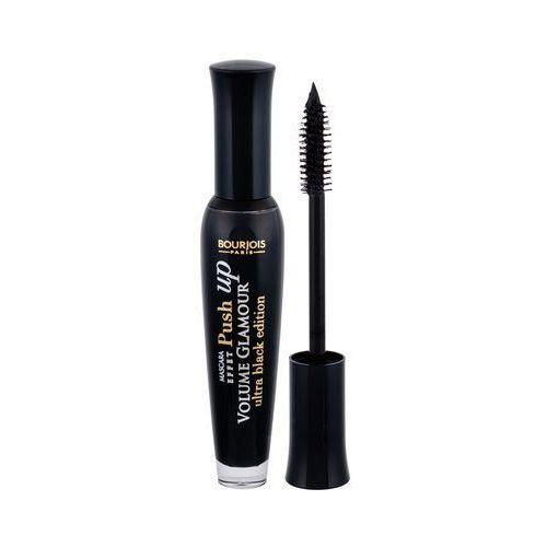 Bourjois Volume Glamour tusz do rzęs zwiększający objętość i podkręcający odcień 31 Ultra Black (Push Up) 6 ml